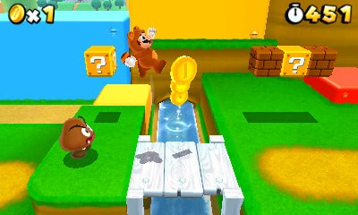 Super Mario Honors Zelda in His Next Game by Tossing a Boomerang
