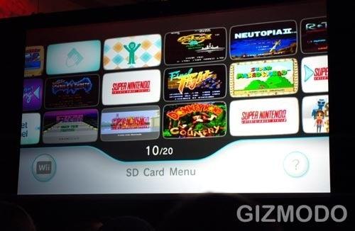 Nintendo Opens SDHC to Bootable DLC
