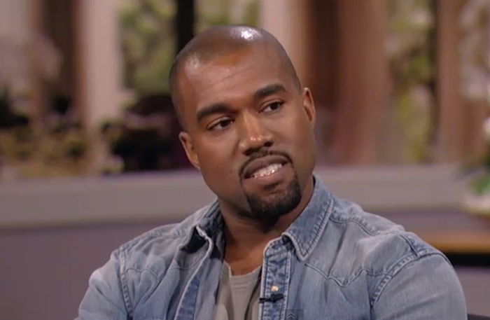 Kanye Talks About His Baby Joy, Totally Gets the Circle of Life