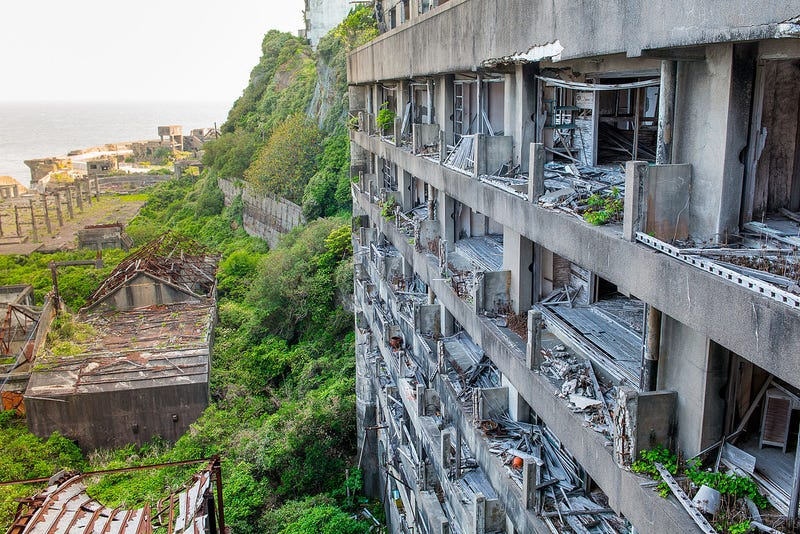 The Most Dangerous Modern Ruins for Thrillseekers and Urban Explorers