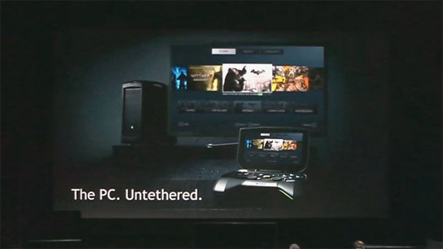 Nvidia, Out Of Nowhere, Announces A New Gaming Handheld