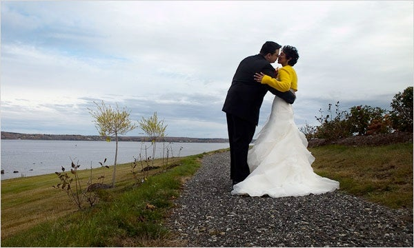 Scoring Sunday's Nuptials: When Your Wedding Makes the 'Off' Weekend