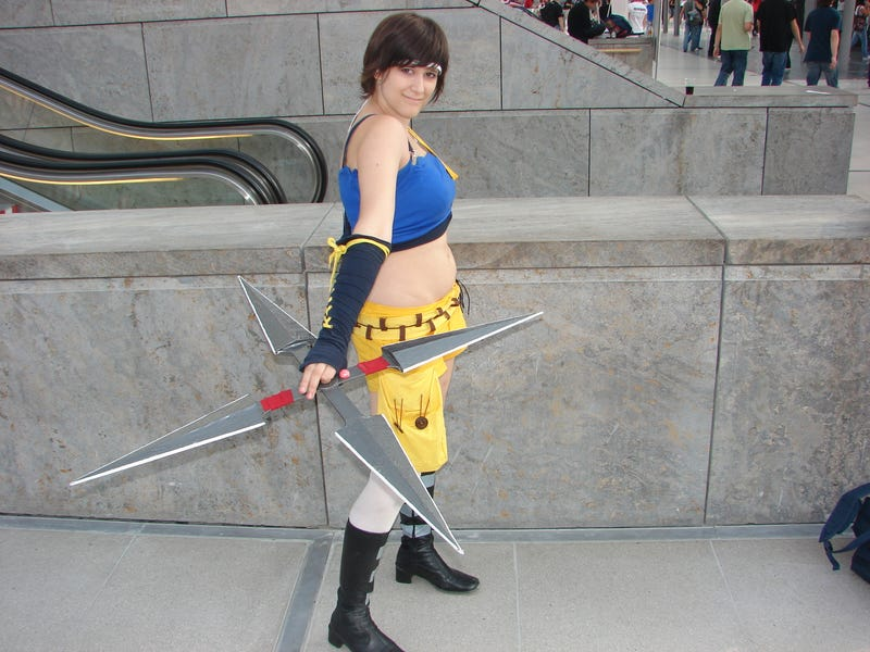 Cosplay Runs Rampant At Games Convention