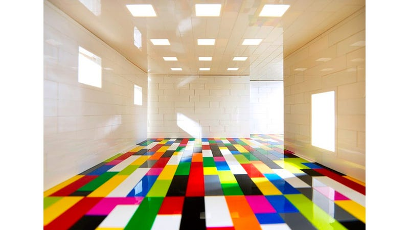 Clever Photography Makes These Tiny Lego Rooms Look Like Full-Size Spaces