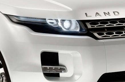 Detroit Auto Show: Land Rover LRX Concept