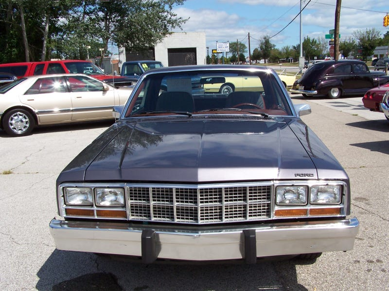 Nice Price Or Crack Pipe: The $14,900 Ford Fairmont Durango Pickup
