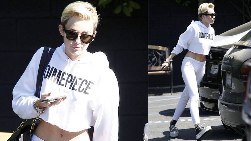Miley Cyrus: Get the Look