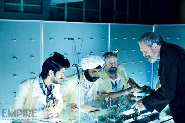 We Saw the First Ten Minutes of Terry Gilliam's New Masterpiece