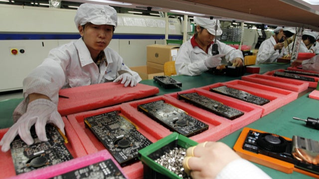 Foxconn Denies Strikes, Says Everything Is Going Just Fine