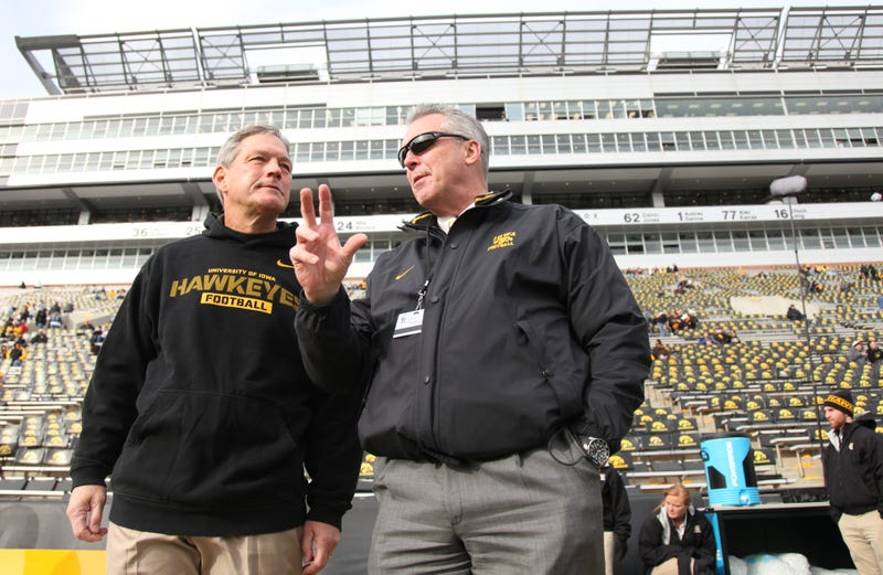 Iowa AD: Paying Players Is Too Complicated For Me And My $450K Salary