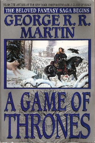 Game Rights Snagged For George R. R. Martin's Song of Ice And Fire