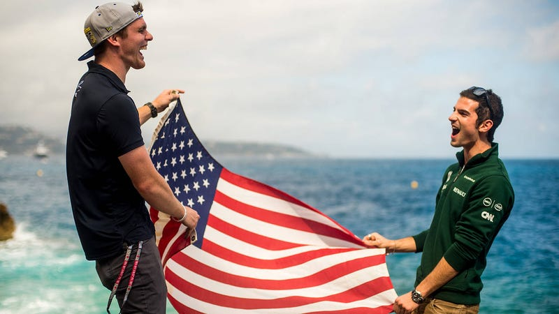 America's best F1 hopes, Conor Daly & Alexander Rossi, uncensored