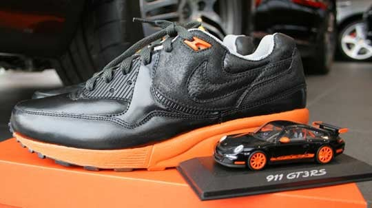 Nike Air Max Light GT3 RS: Inspired By Porsche