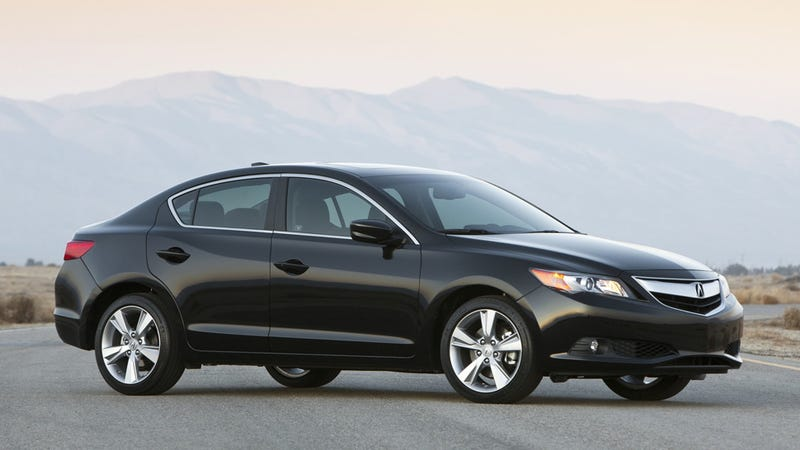Why The Acura ILX Has Been Slow Out Of The Gate