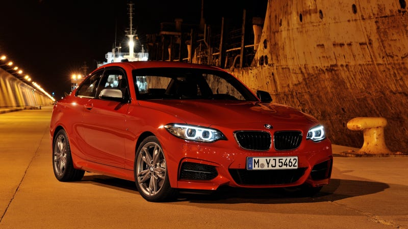 The BMW 2-Series Is The Most Appealing BMW In A Long Time