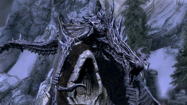 The Most Badass Dragons In Gaming