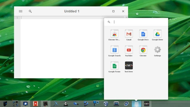 Chrome's App Launcher Runs Chrome Apps on Your Desktop, Available on Dev Channel Now