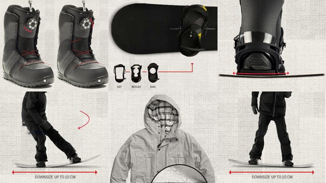 Burton Wants to Help You Snowboard with Shorter Boards, Dial Lacing Boots and More