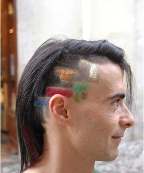Tetris, The Haircut