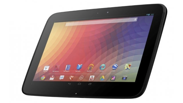 How the Nexus 10 Stacks Up to the Competition