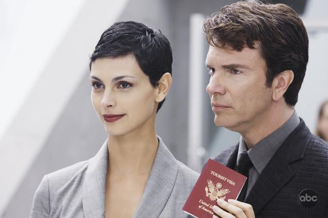 Morena Baccarin: I Am Not Obama