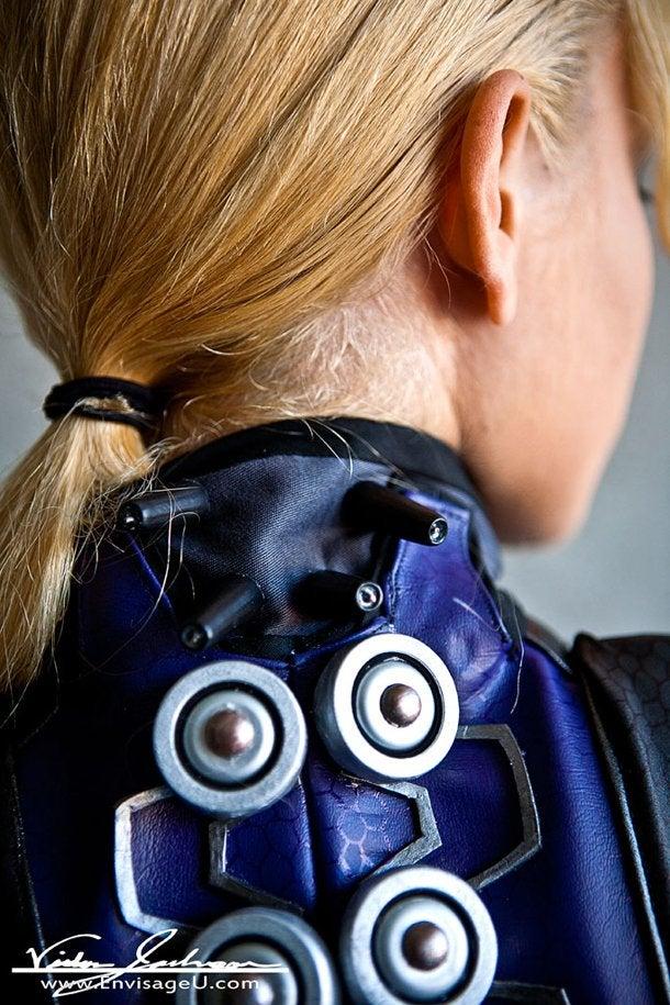 Resident Evil 5's Jill Valentine Kitted Up