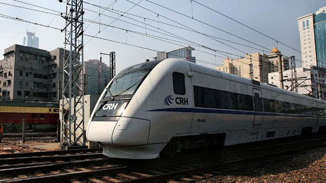 China's Bullet Trains Recalled Over Safety Concerns
