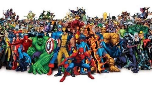"""Hundreds"" Of Marvel Comics Coming To PSP"