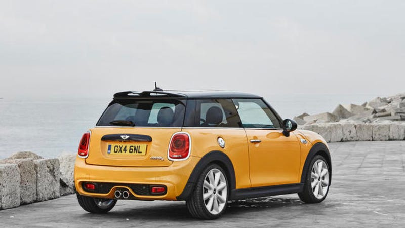 2014 Mini Cooper: This Is It