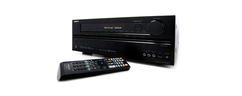 Amp Up With an Onkyo HT-RC560 7.2 3D-Ready WiFi A/V Receiver for $335