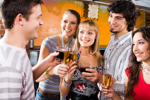 Students Drink More While Studying Abroad