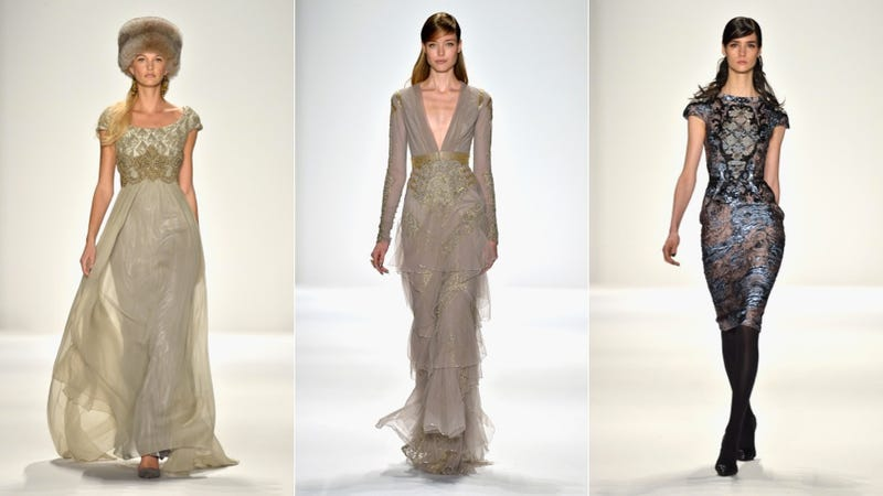 Badgley Mischka, for the Ethereal Alpha-Female in You