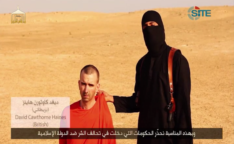 "ISIS Kills Second American Captive, Releases Video Message ""For Obama"""
