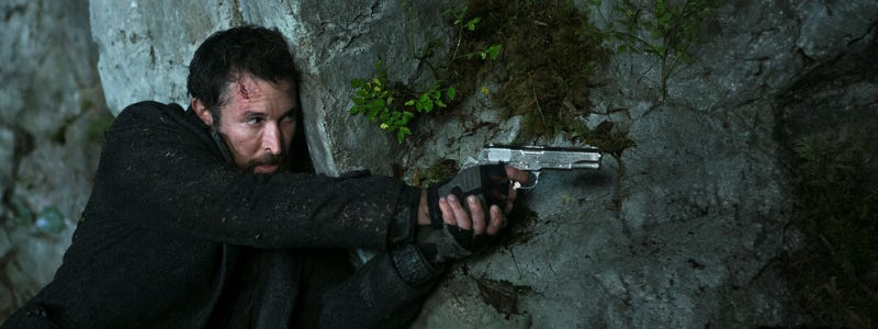 When Falling Skies keeps its eye on the ball, it's a truly great show