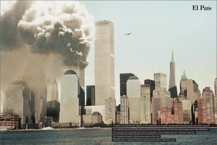 9/11 Ads Are Just A Bad Idea