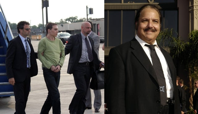 Ron Jeremy, Twin Playboy Bunnies Involved in Failed Scheme to Ensnare Psycho Killer Luka Magnotta in 2011