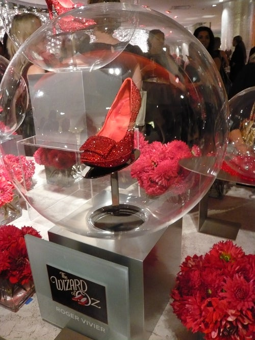 Ruby Slipper Party: Celebrities, Booze & Shoes, Oh My