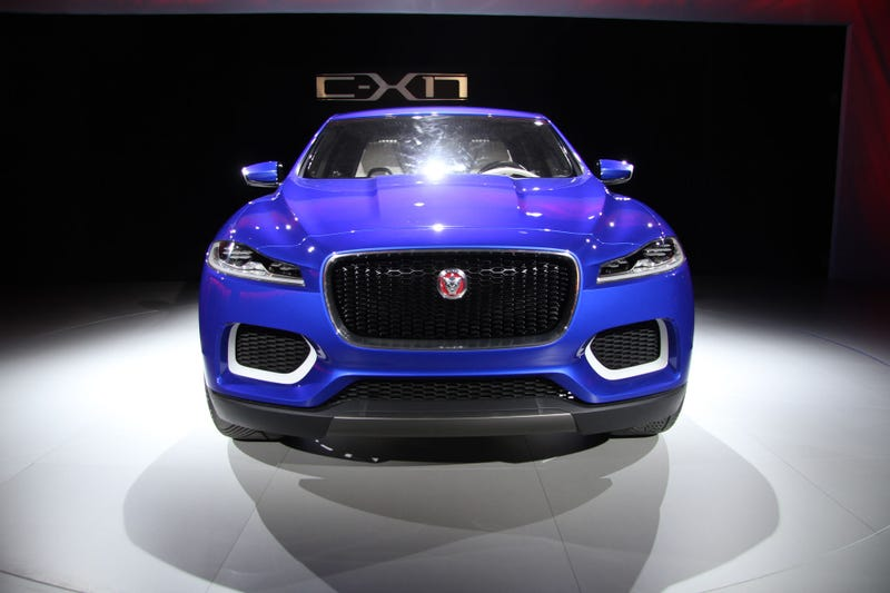 Jaguar Will Build The C-X17 SUV Right After They Build A BMW 3-Series