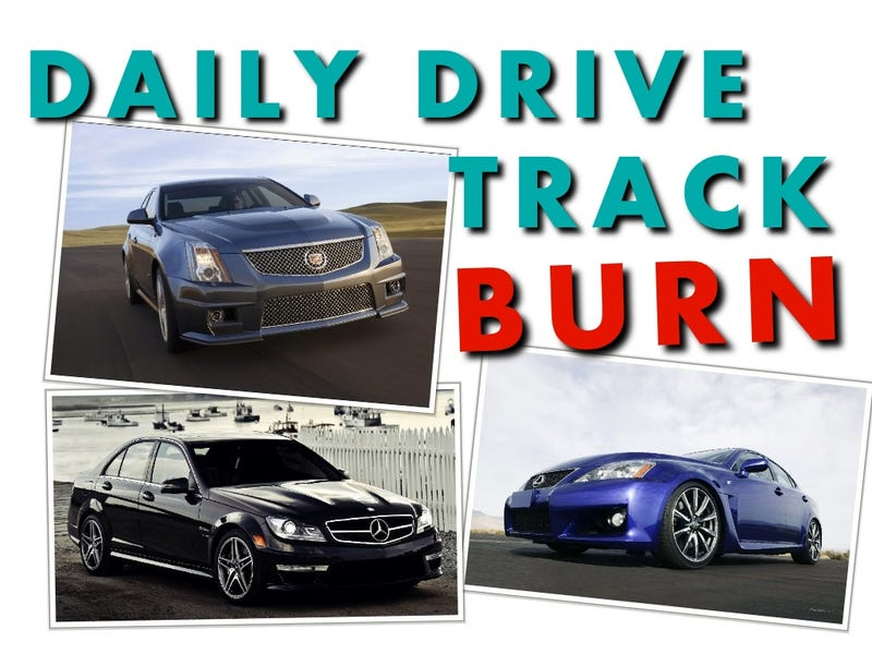 Daily Drive, Track, Burn: America vs Germany vs Japan