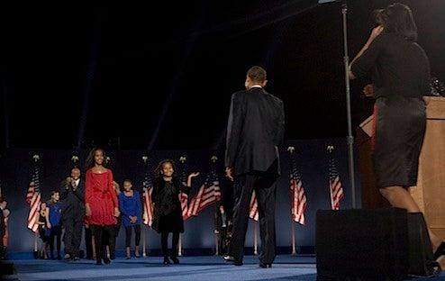 As Obama Won: The Flickr Album