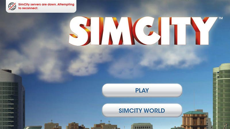 The Many Ways We Didn't Get To Play SimCity This Week