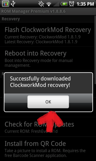 Idiot-Proof Guide to Rooting the HTC Evo