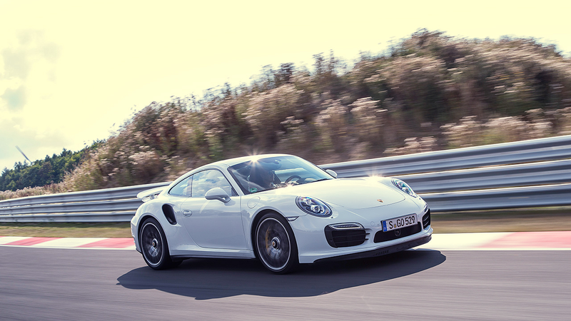 The 2014 Porsche 911 Turbo is a legit supercar