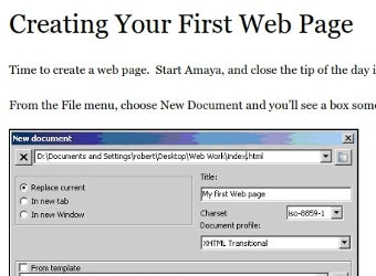 The Web Book is a Free Beginner's Resource for DIY Site Building