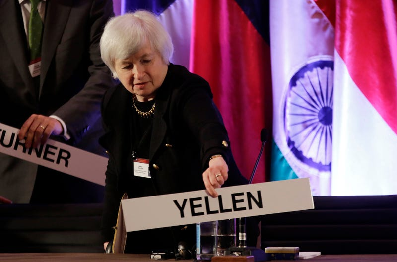 Janet Yellen Will Be the First Female Chair of the Federal Reserve