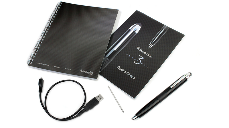 Livescribe Smartpen 3: Note Taking Magic in a Luxury Package