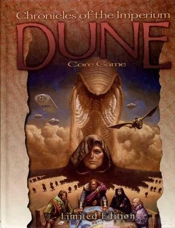 Check out an excerpt from a never-published Dune RPG