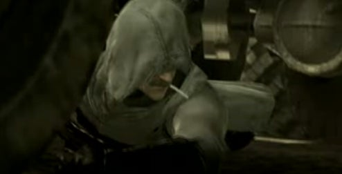 You Really Did Get Assassin's Creed In My MGS4!