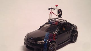 [Custom] BMW 1M Coupe with Roof Rack