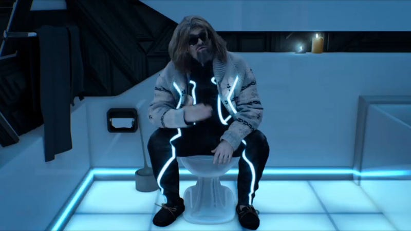 I Really REALLY Want to See The Tron Lebowski